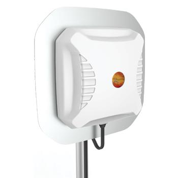 A-XPOL-0016 X-Polarised, High Gain, Uni-directional LTE Antenna;2X2 LTE (MIMO); 450 - 470 MHz, 6.5 dBi; 698 - 2700 MHz, 8 dBi Directional LTE